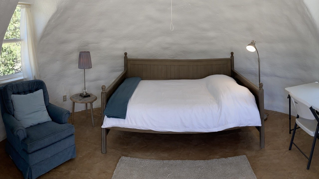 Dome #3 bed