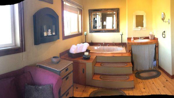 Sunset Room Bath